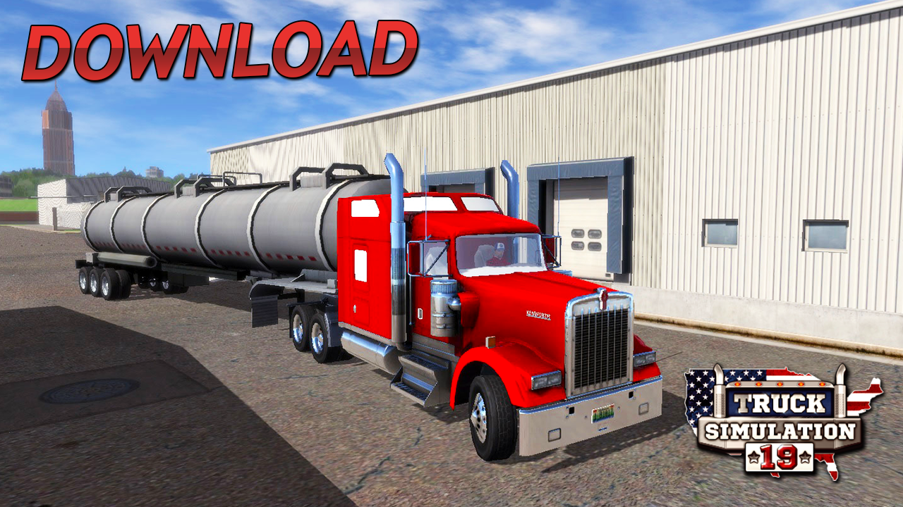 Truck Simulation 19 – Download